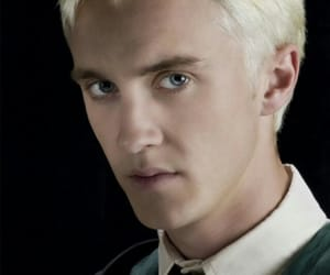 harry potter, draco, and malfoy image