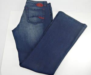 blue jeans, retro, and fade image