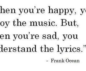 music, quotes, and happy image