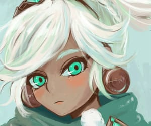 anime, fantasy, and cute image
