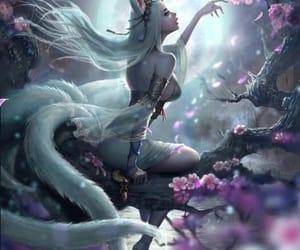 anime, fantasy, and tumblr image