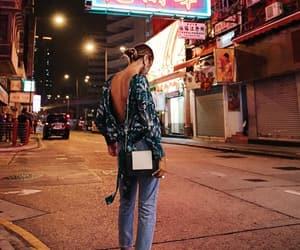 blogger, fashion, and hong kong image