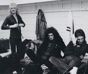 band, brian may, and Queen image