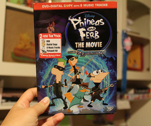 photography and phineas and ferb image