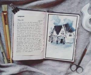 art, arte, and book image