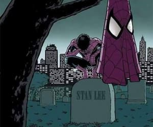 comics, stanlee, and Marvel image