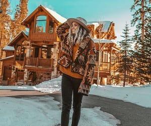 cold, season, and snow image