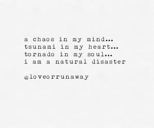 chaos, quote, and quotes image