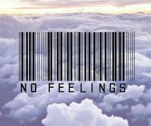 emotions, feelings, and no feelings image