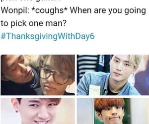 idol, kpop, and day6 memes image