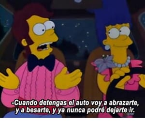 love and homer image