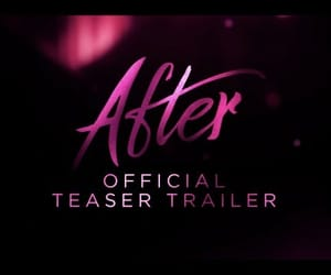 after, movie, and official image