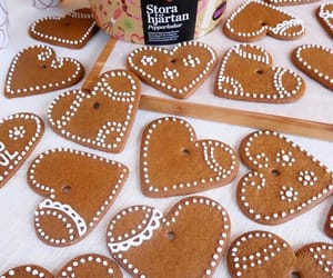 Cookies, gingerbread, and cookieart image