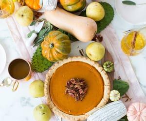 pumpkin, thanksgiving day, and pumpkin cider image