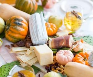 pumpkin cider, pumpkin, and thanksgiving day image