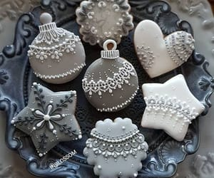 Cookies, gingerbread, and christmastree image
