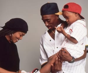 tupac, janet jackson, and 2pac image