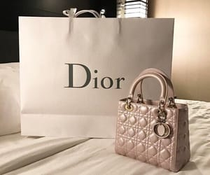 dior and girl image