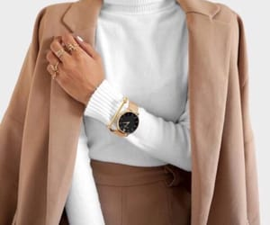 coat, design, and elegant image