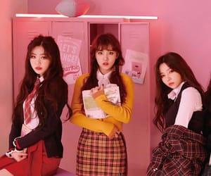 kpop, soyeon, and soojin image