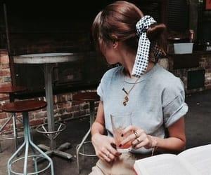girl, fashion, and vintage image