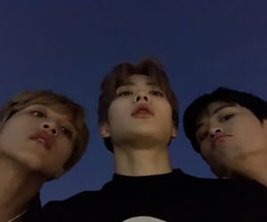 nct, haechan, and mark image