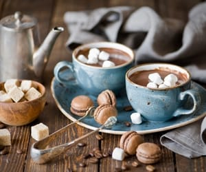 cozy, yummy, and good morning image