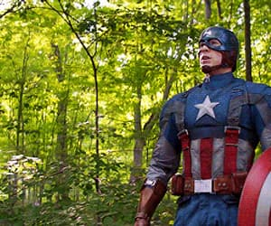 captain america, Marvel, and steve rogers image