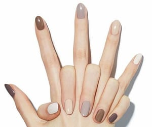 nails, beauty, and nail polish image