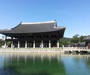 Corea, Temple, and palace image