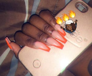 manicure, nails, and set image