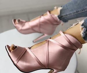 heels, fashion, and style image