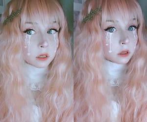 cosplay, makeup, and kawaii image