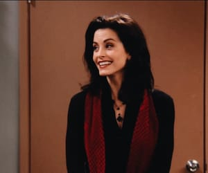 Courteney Cox, monica geller, and friends image