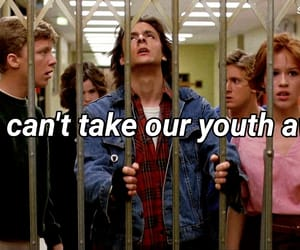 movie, quotes, and The Breakfast Club image