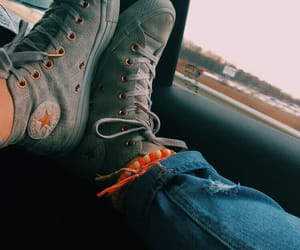 converse, holidays, and shoes image