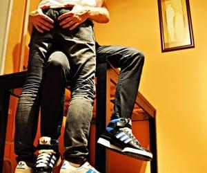 gay, boy, and adidas image