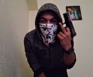 anarchist, gangsta, and gangster image