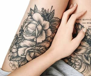 tattoo, tattooed, and Tattoo Designs image