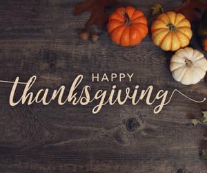 font, holiday, and pumpkin image