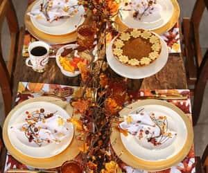 dinner, november, and thanksgiving image