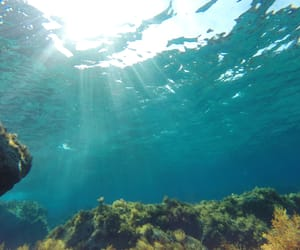 adriatic sea, clean, and deep image