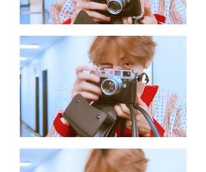 v, wallpaper, and bts image
