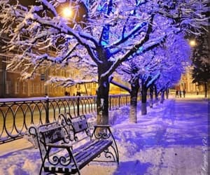 beautiful, nature, and night image