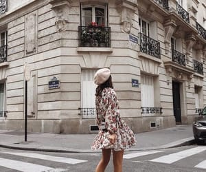 buildings, dress, and fashion image