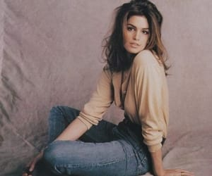 cindy crawford, fashion, and model image