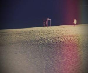 abandoned, sand, and tlemcen image
