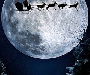 christmas and reindeers image