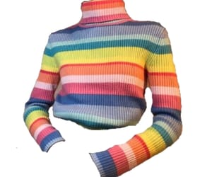 color, colourfull, and turtle neck image