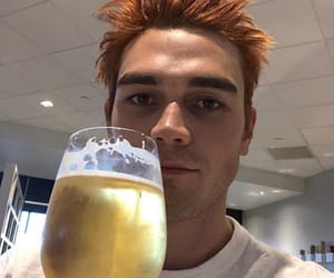 beer, red hair, and archie andrews image